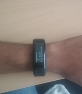 Garmin Vivosmart HR - Wrist size