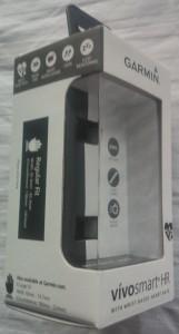 Garmin Vivosmart HR - Box