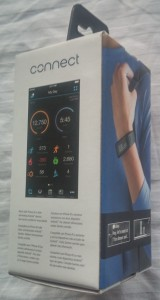 Garmin Vivosmart HR - Box